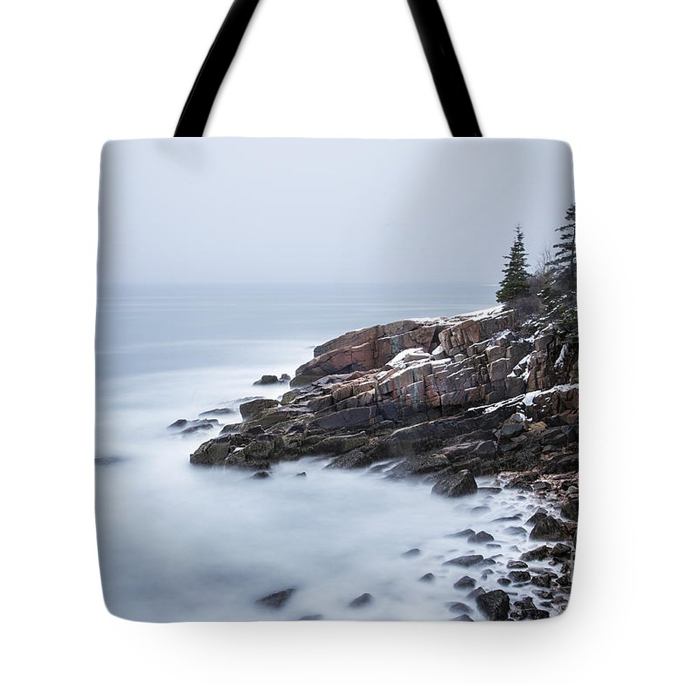 Acadia Tote Bag featuring the photograph Dream State by Evelina Kremsdorf