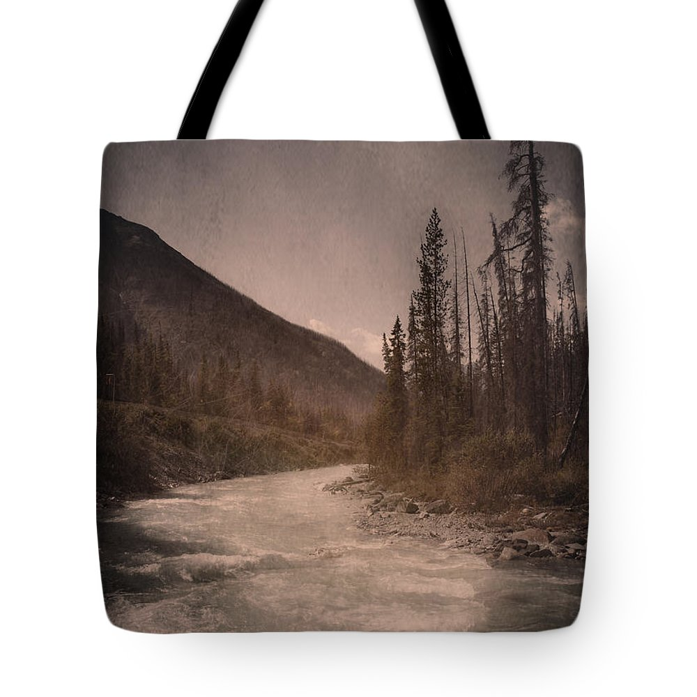 Dreamy River Tote Bag featuring the photograph Dreamy River by Eduardo Tavares