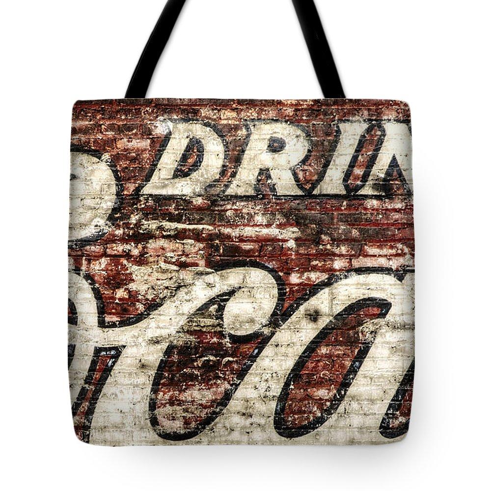 Vintage Advertising Tote Bags