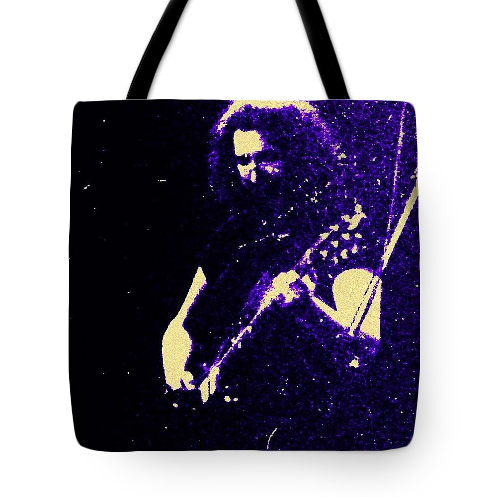 Jerry Tote Bag featuring the photograph Duprees Diamond Blues by Susan Carella