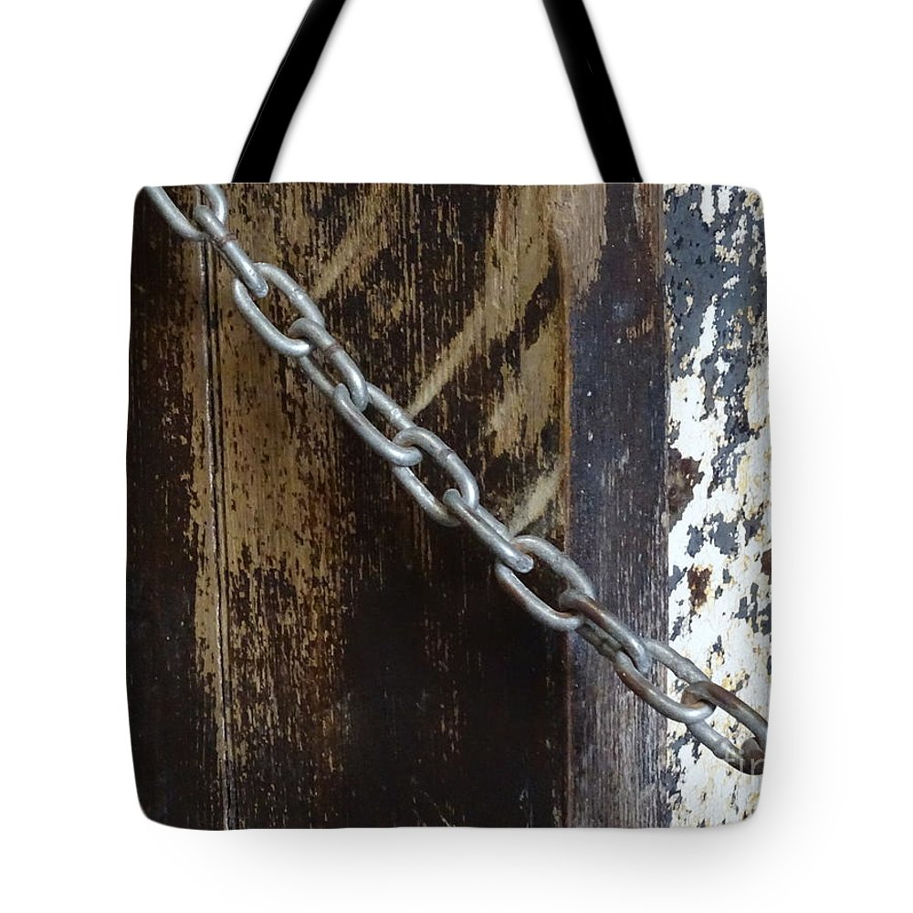 Eastern State Penitentiary Tote Bag featuring the photograph Eastern State Penitentiary 5 by Heather Jane