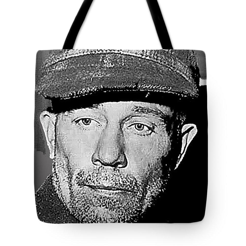 490c4bc76aef7 Ed Gein The Ghoul Who Inspired Psycho Plainfield Wisconsin C.1957-2013 Tote  Bag for Sale by David Lee Guss