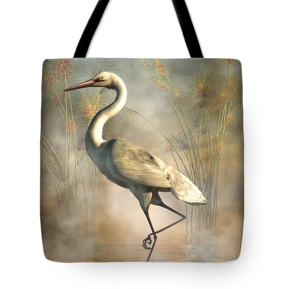 Stork Tote Bags