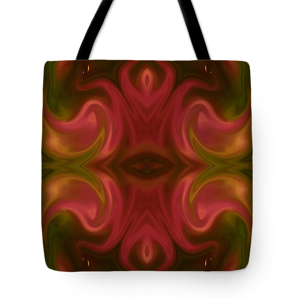 Kaledioscope Tote Bag featuring the photograph Egyptian Dance by Brenda Hackett