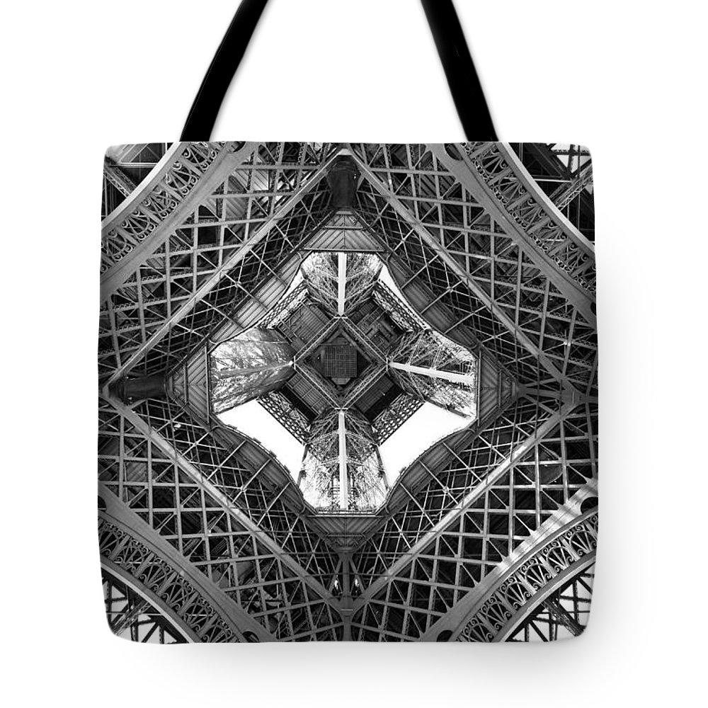 Parisian Photographs Tote Bags