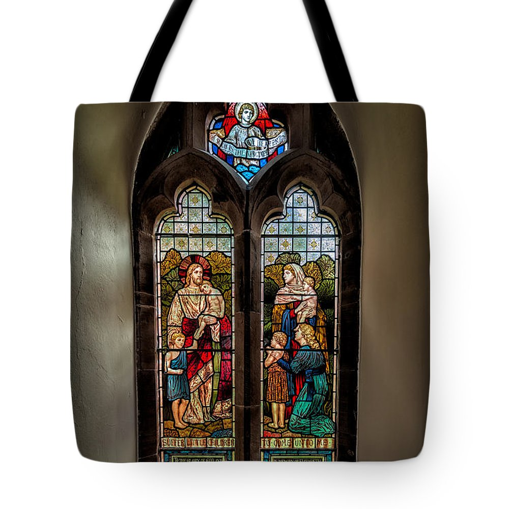 1891 Tote Bag featuring the photograph Elizabeth 1891 by Adrian Evans