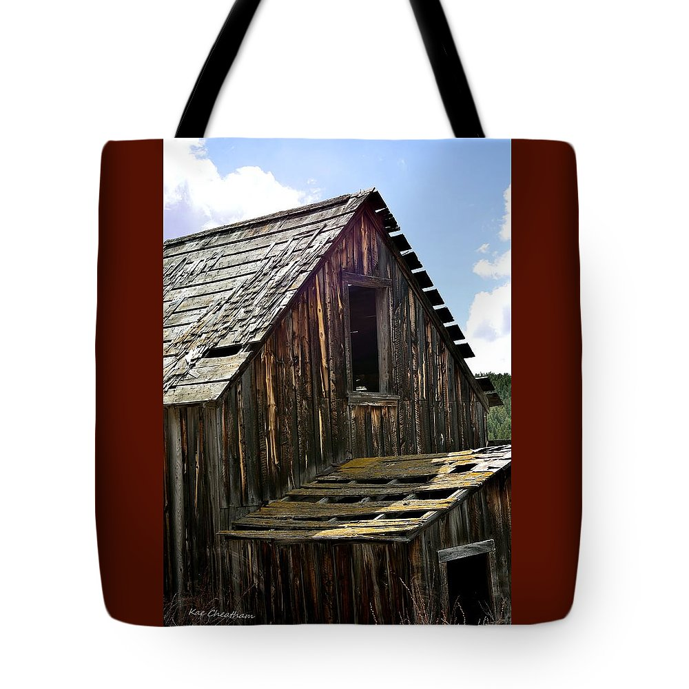 Elkhorn Tote Bag featuring the photograph Elkhorn Remnant 1 by Kae Cheatham