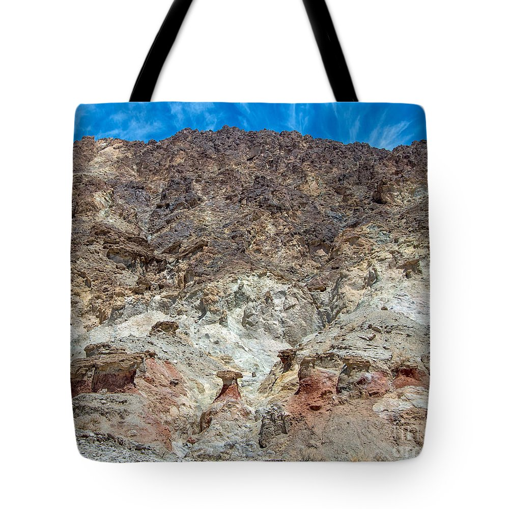 Mountain Tote Bag featuring the photograph Emergence by Stephen Whalen