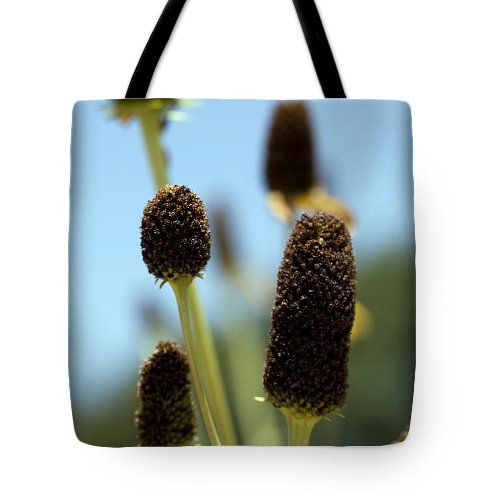 Floral Tote Bag featuring the photograph Enjoy Your Own Beauty by Amanda Barcon