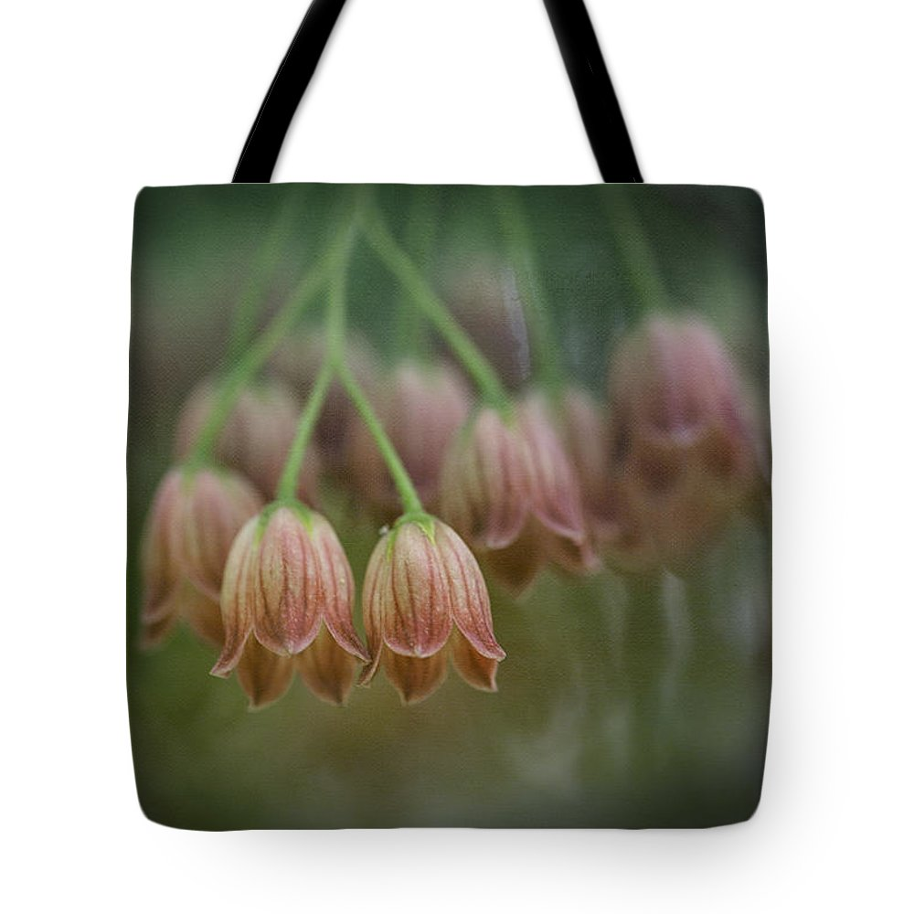 Flower Tote Bag featuring the photograph Enkianthus Bells by Fran Gallogly