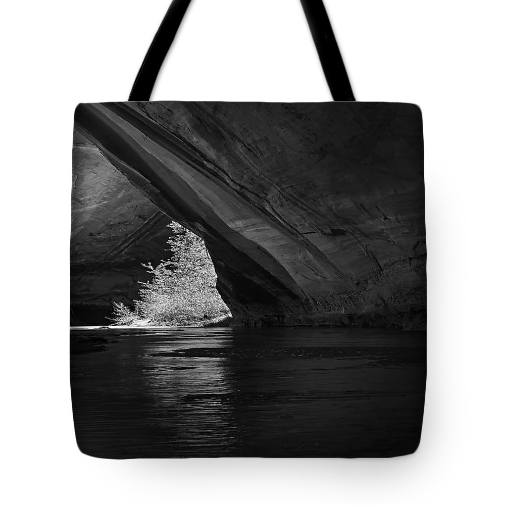 Atmosphere Tote Bag featuring the photograph Escalante 005 by Ingrid Smith-Johnsen