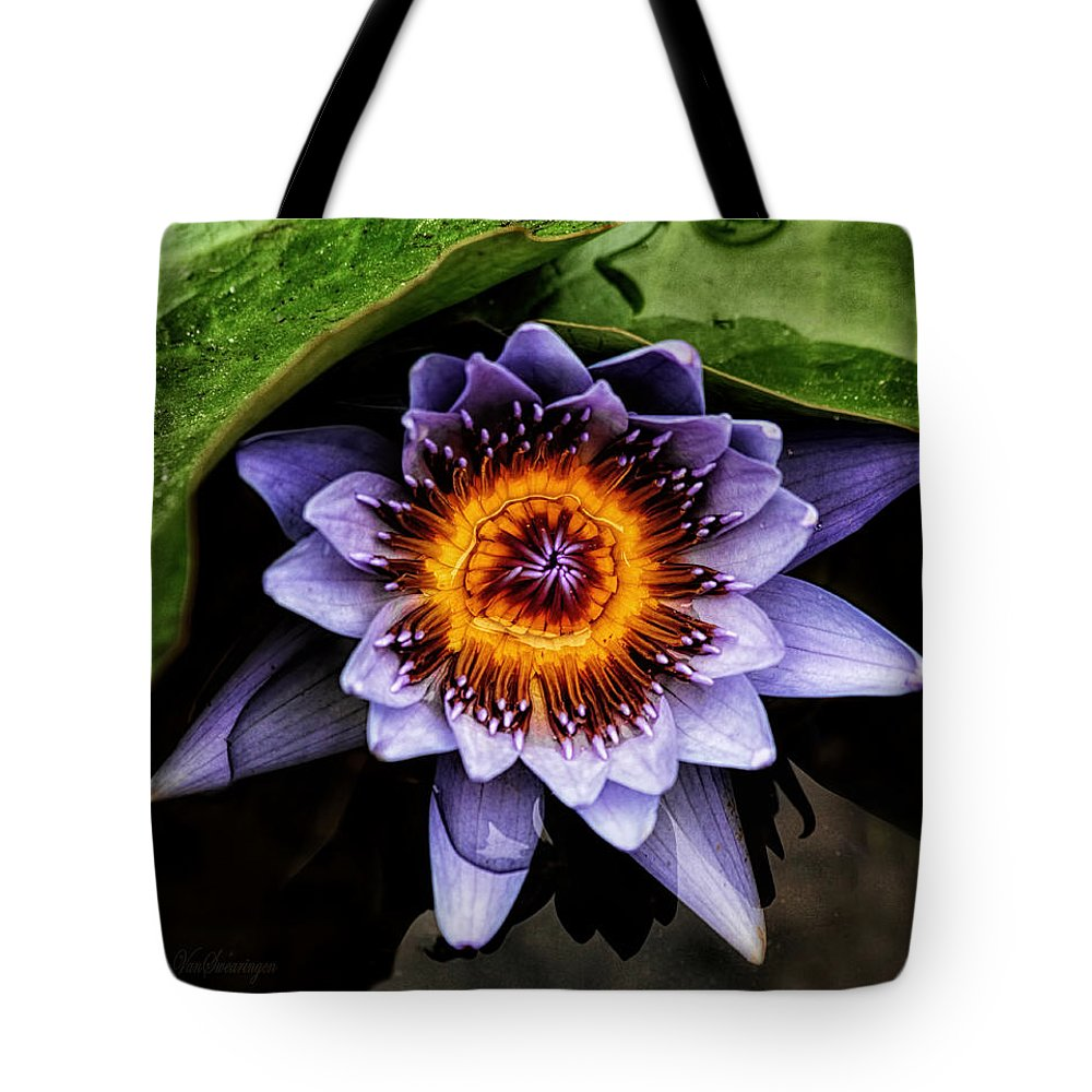 Flower Tote Bag featuring the photograph Ethereal Beauty by Lucy VanSwearingen