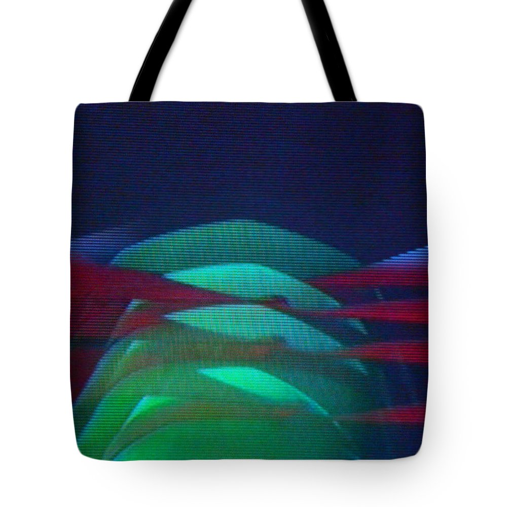 Cosmos Tote Bag featuring the photograph Europa Landscape by James Welch