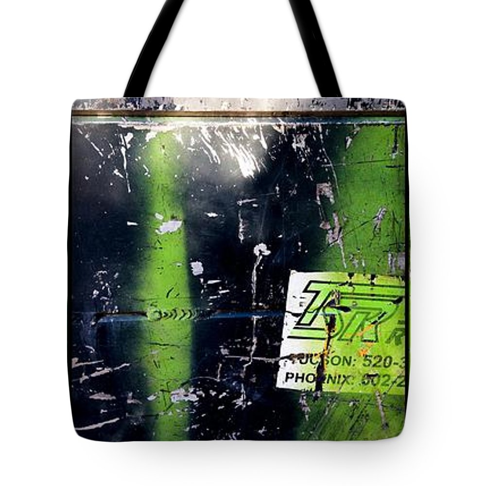 Evergreen Tote Bag featuring the photograph Evergreen by Marlene Burns
