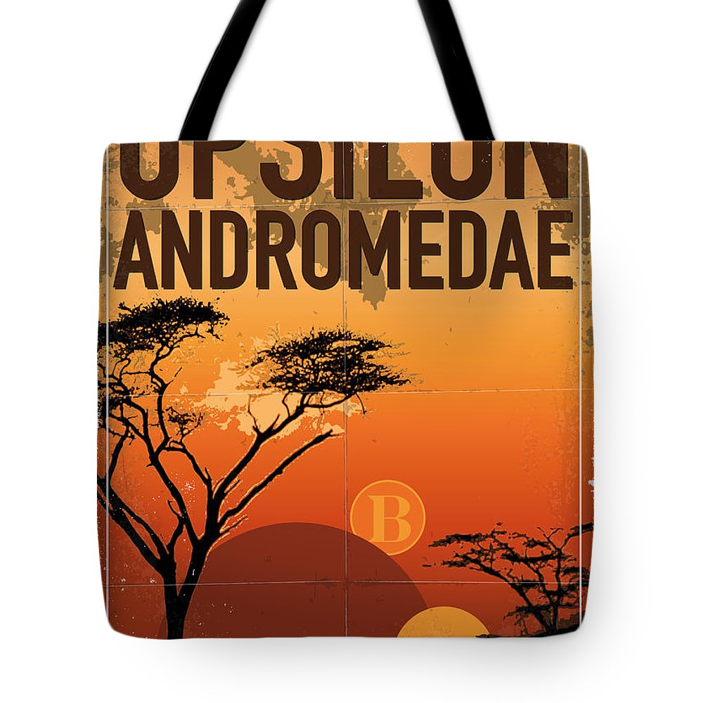 Exoplanet Tote Bags
