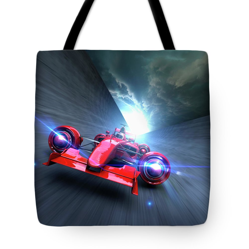People Tote Bag featuring the photograph Extreme High Performance by Colin Anderson