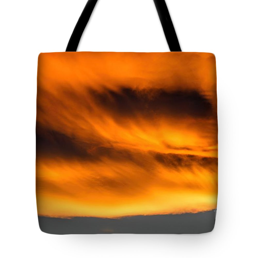 Jon Burch Tote Bag featuring the photograph Eyes Of Sauron by Jon Burch Photography