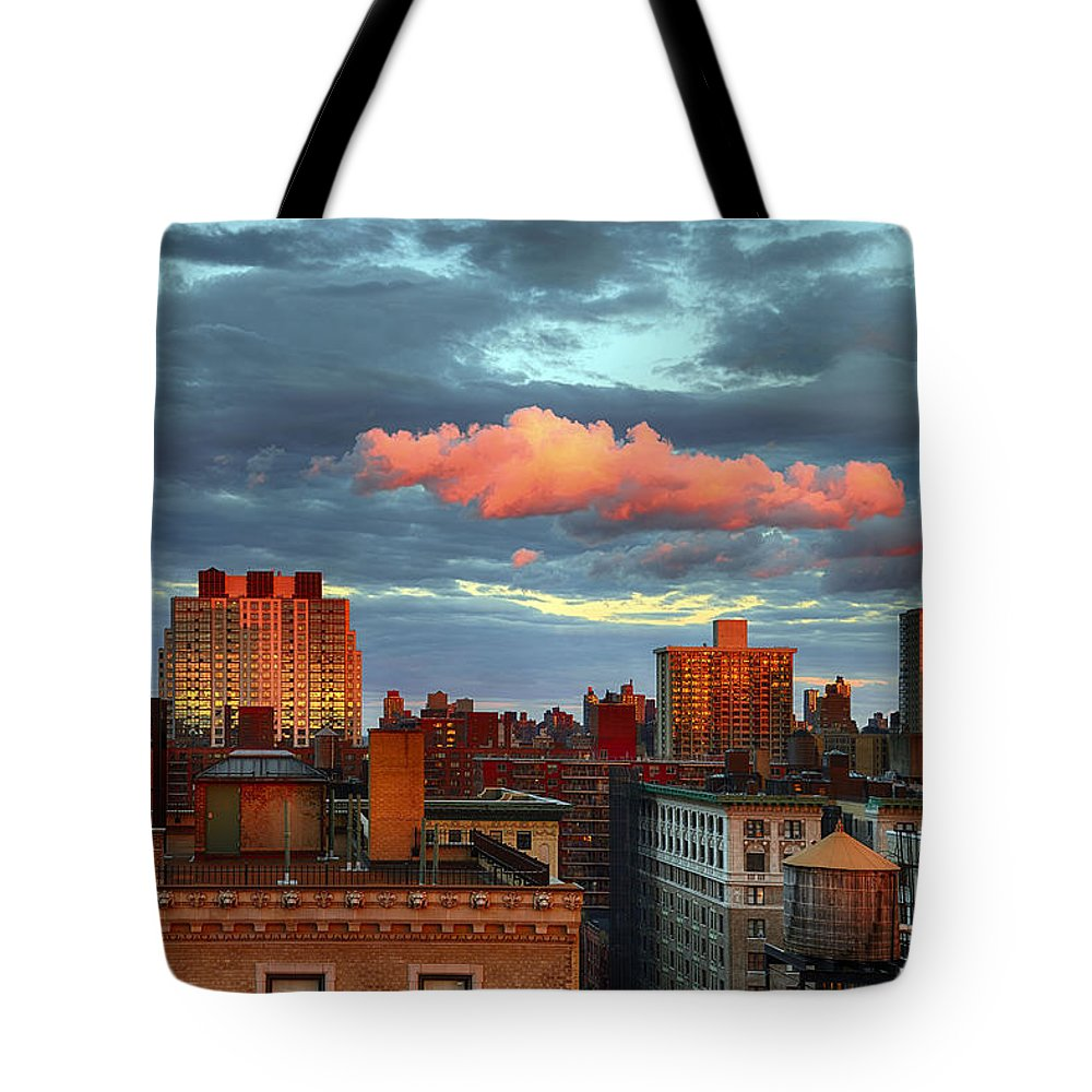 Tranquility Tote Bag featuring the photograph Facing East by Joe Josephs Photography