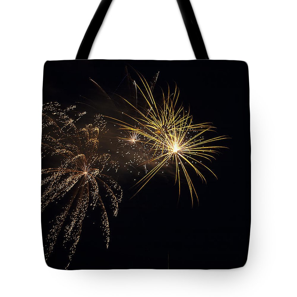 Abstract Tote Bag featuring the photograph Faithful by Jack R Perry