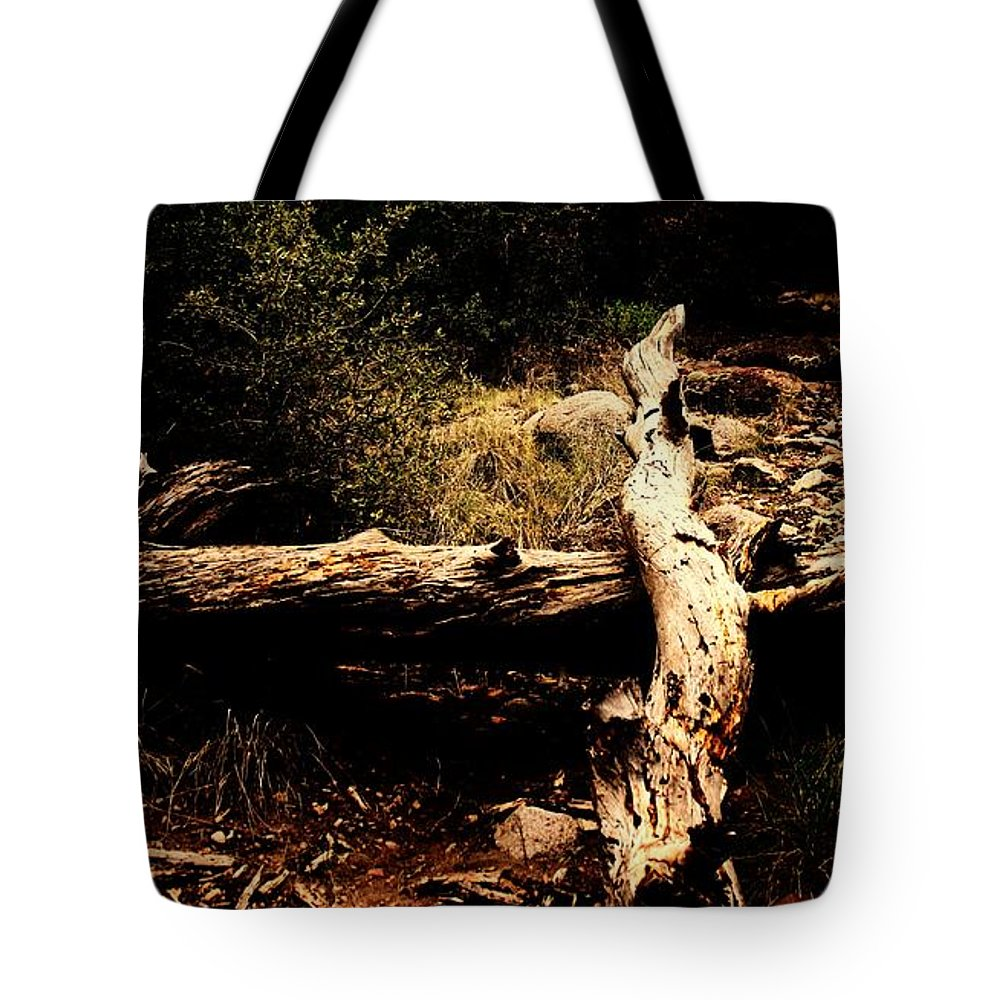 Nature Tote Bag featuring the photograph Fallen Beauty by Jessica Shelton