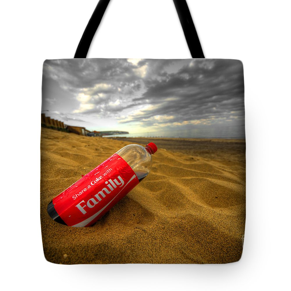 Family Tote Bag featuring the photograph Family by Rob Hawkins