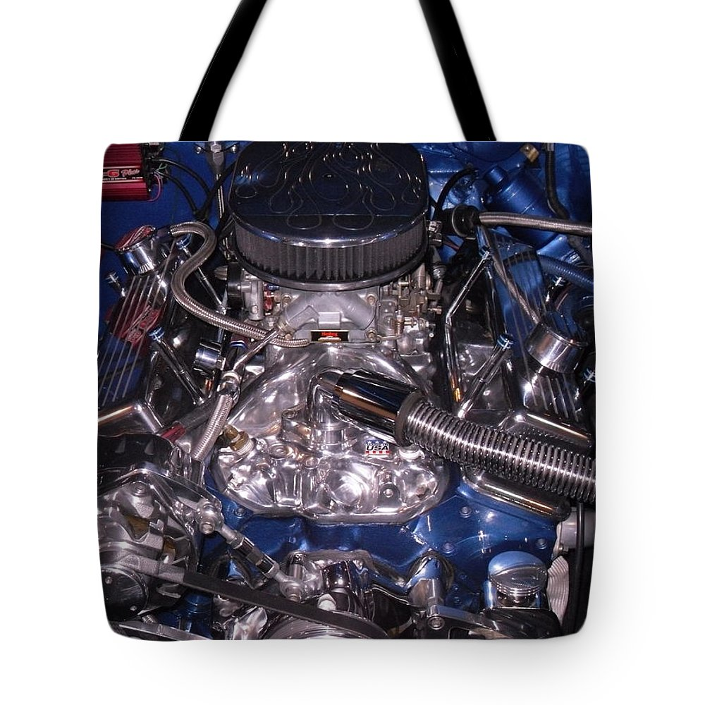 Sports Car Tote Bag featuring the photograph Faster by Joe Hamilton