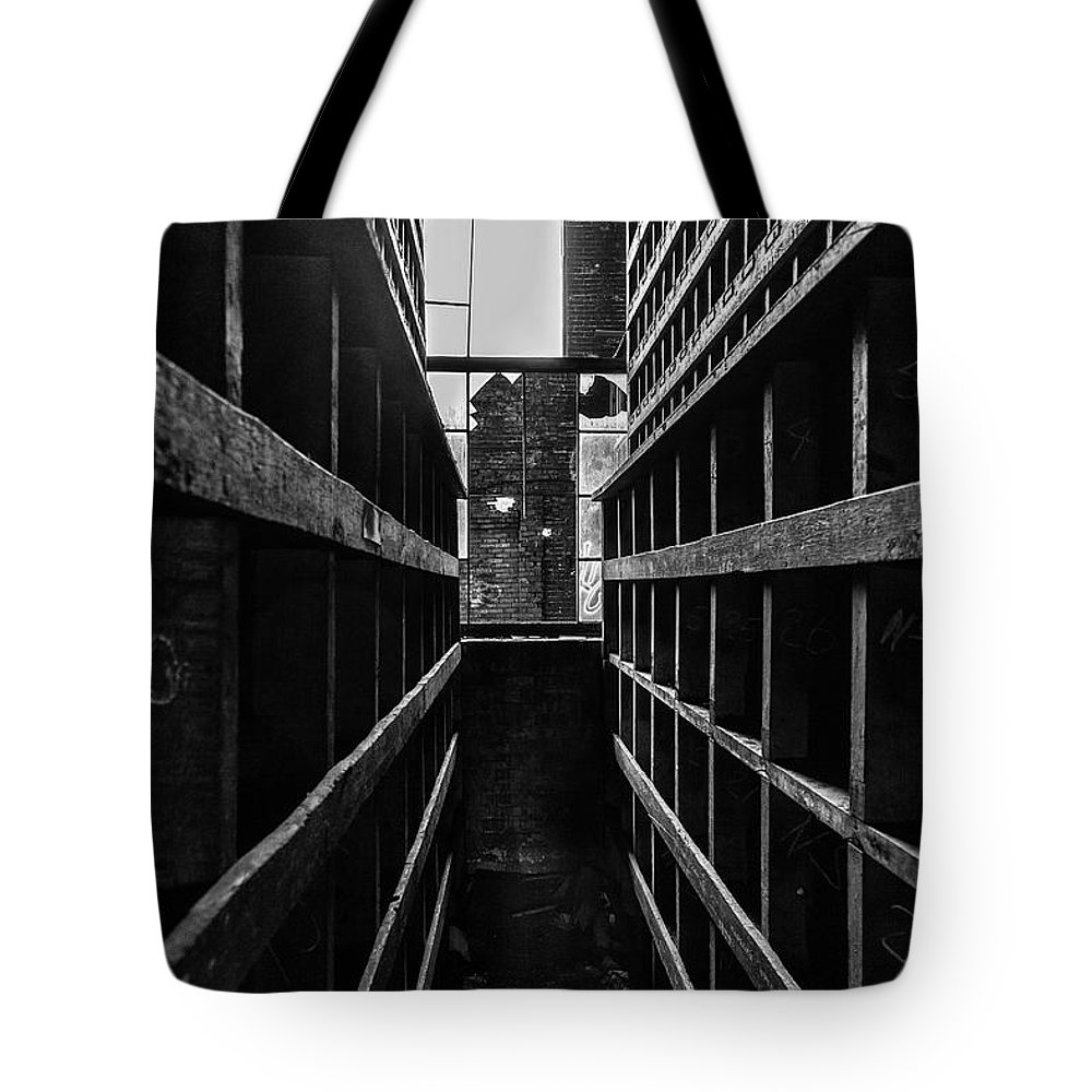 Www.cjschmit.com Tote Bag featuring the photograph Filed by CJ Schmit
