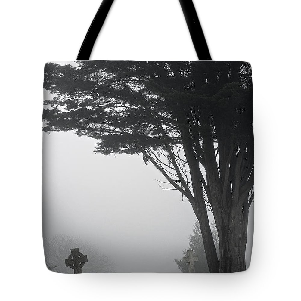 Uk Tote Bag featuring the photograph Final Resting Place by Christopher Rees