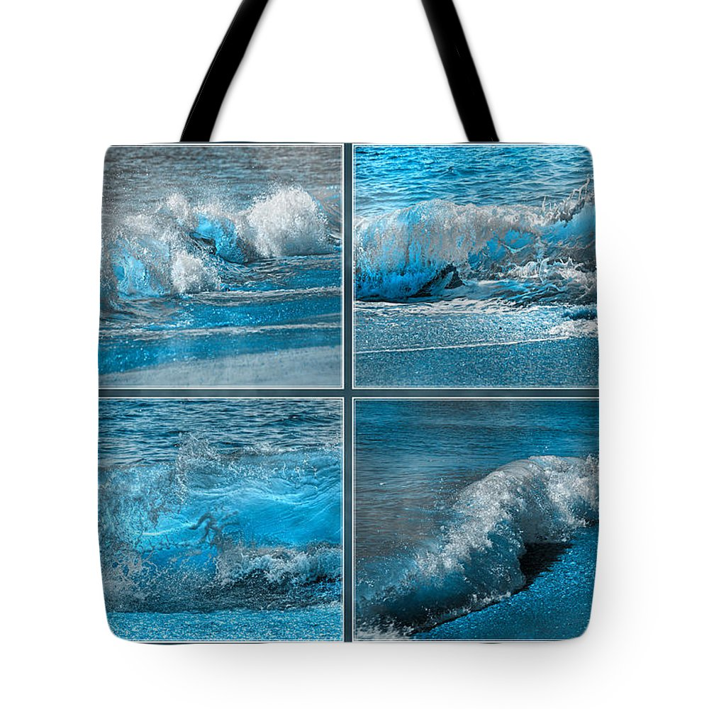 Island Tote Bag featuring the photograph Find Your Glow by Betsy Knapp