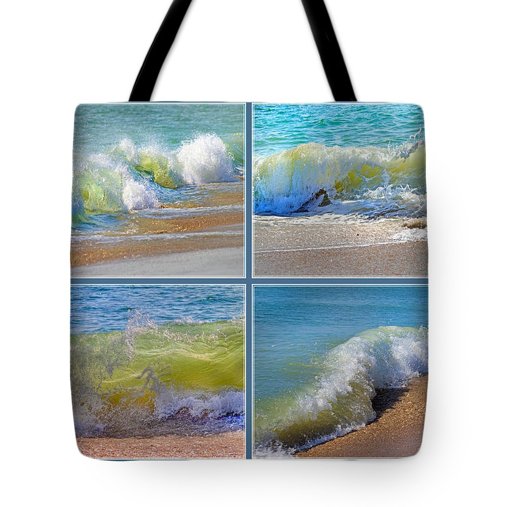 Island Tote Bag featuring the photograph Find Your Inspiration by Betsy Knapp