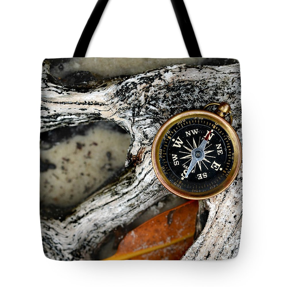 Nature Tote Bag featuring the photograph Find Your Way by Laura Fasulo