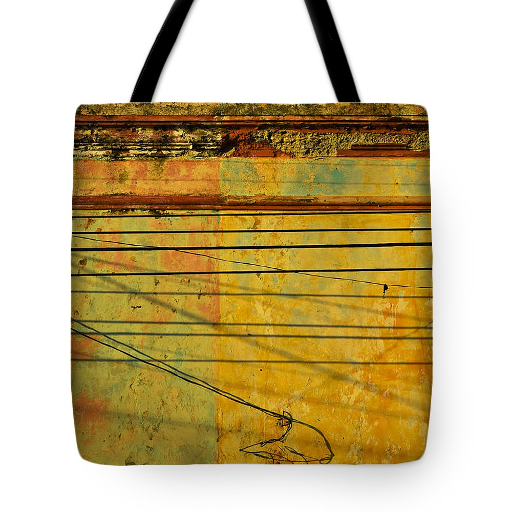 Fine Tuned Tote Bag featuring the photograph Fine Tuned by Skip Hunt