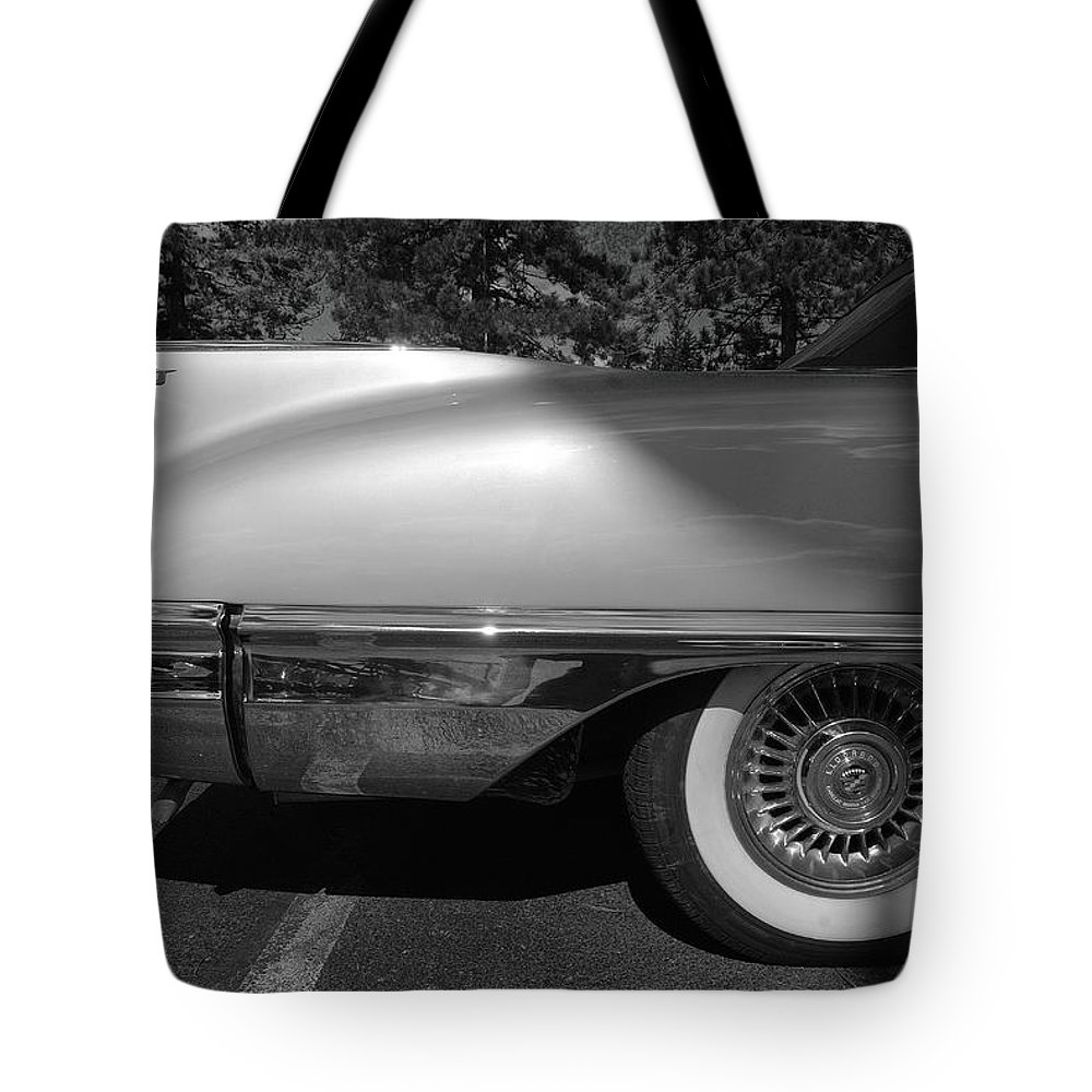 Automobiles Tote Bag featuring the photograph Finni by John Schneider