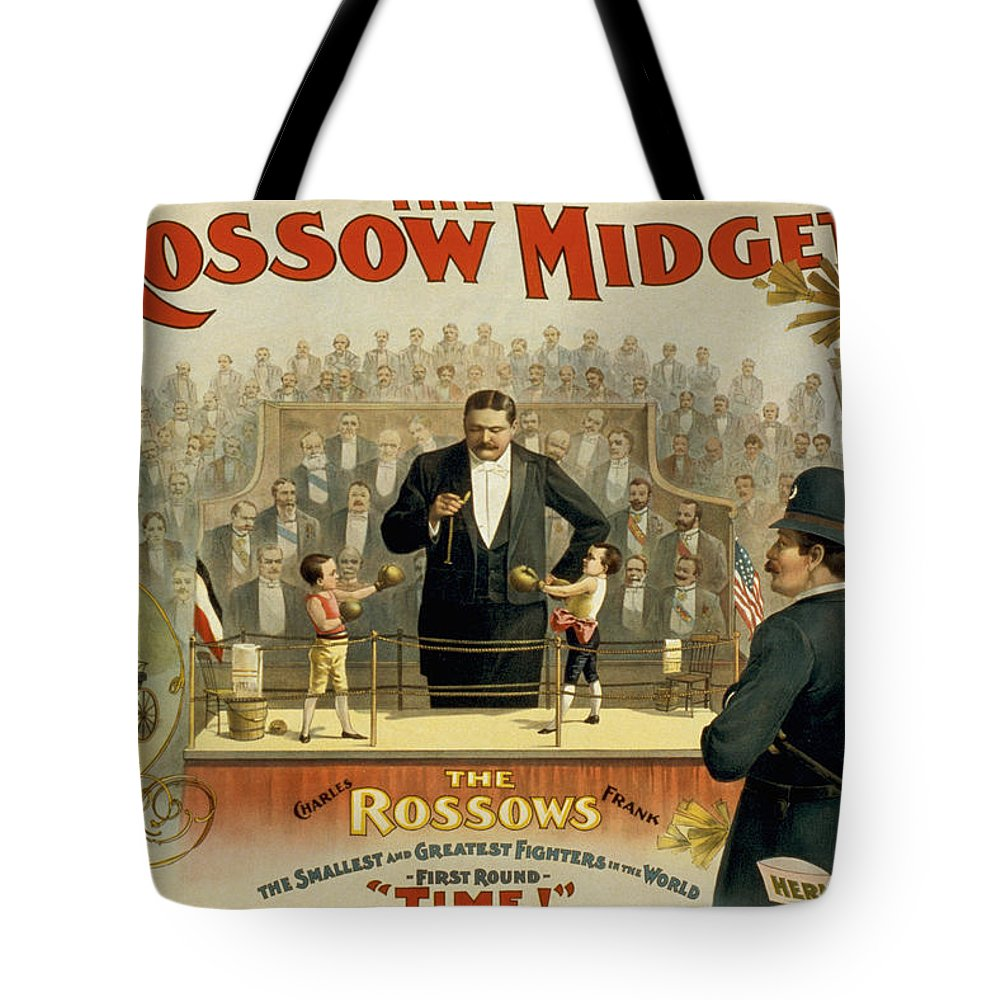 Entertainment Tote Bag featuring the drawing First Round by Aged Pixel