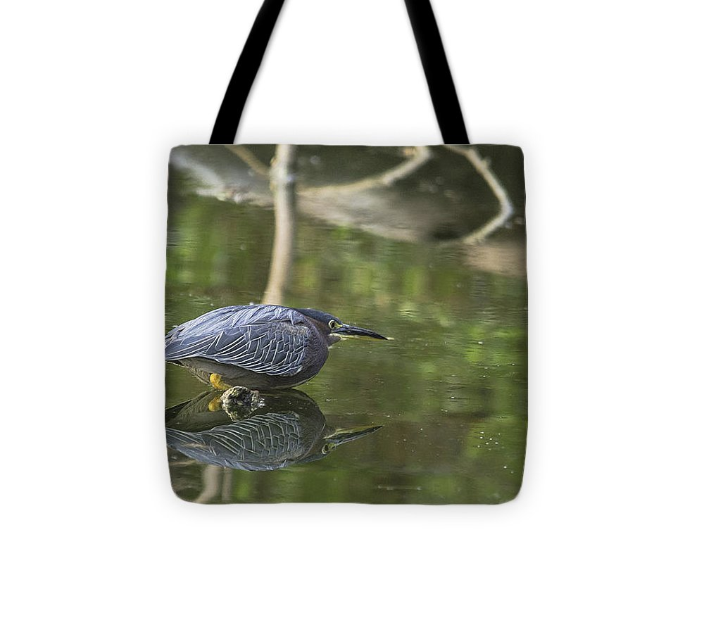 Gwp Tote Bag featuring the photograph Fishing Expedition by Lorraine Harrington