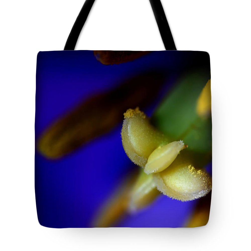 Flower Tote Bag featuring the photograph Fleur II by Tina Baxter