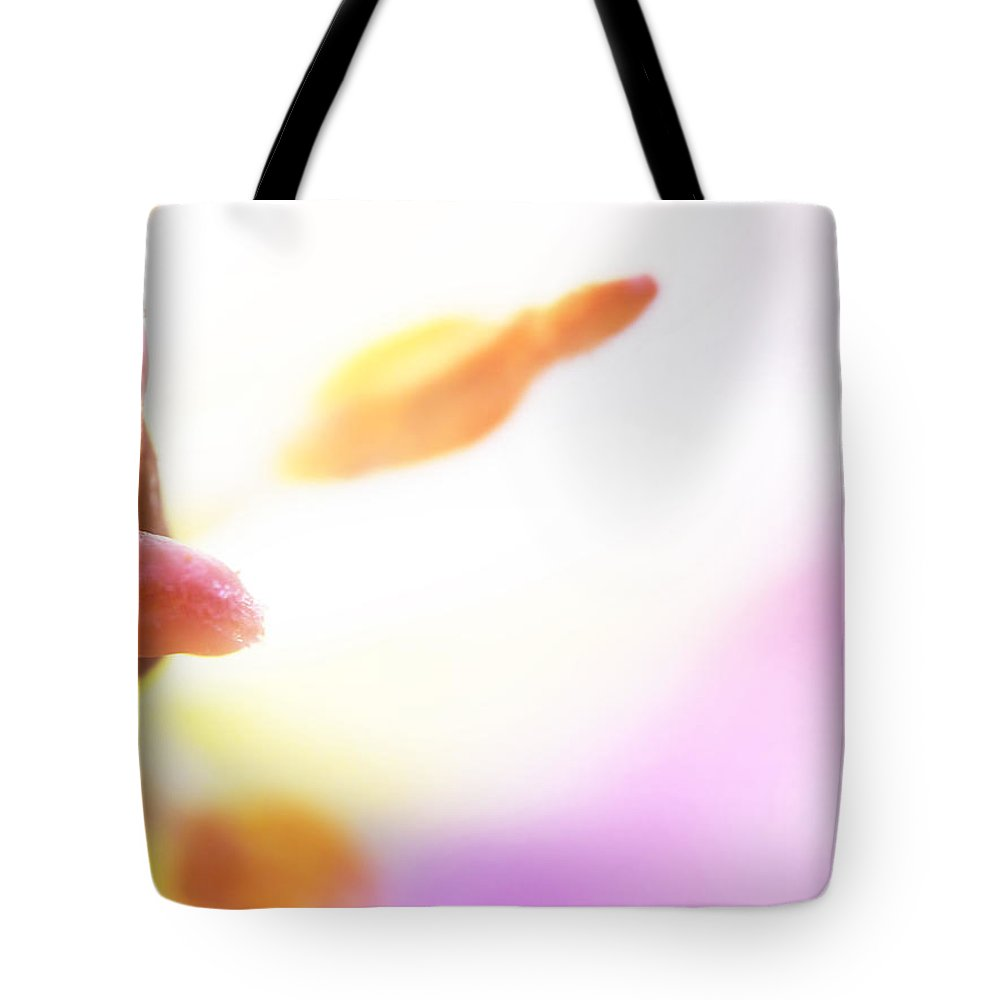 Flower Tote Bag featuring the photograph Fleur Iv by Tina Baxter