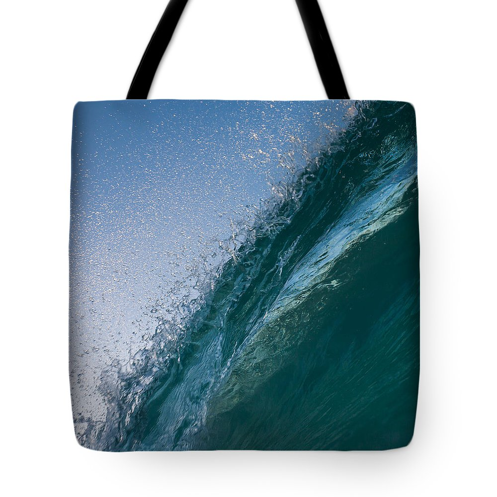 Hawaii Tote Bag featuring the photograph Flicker by Grant Taylor