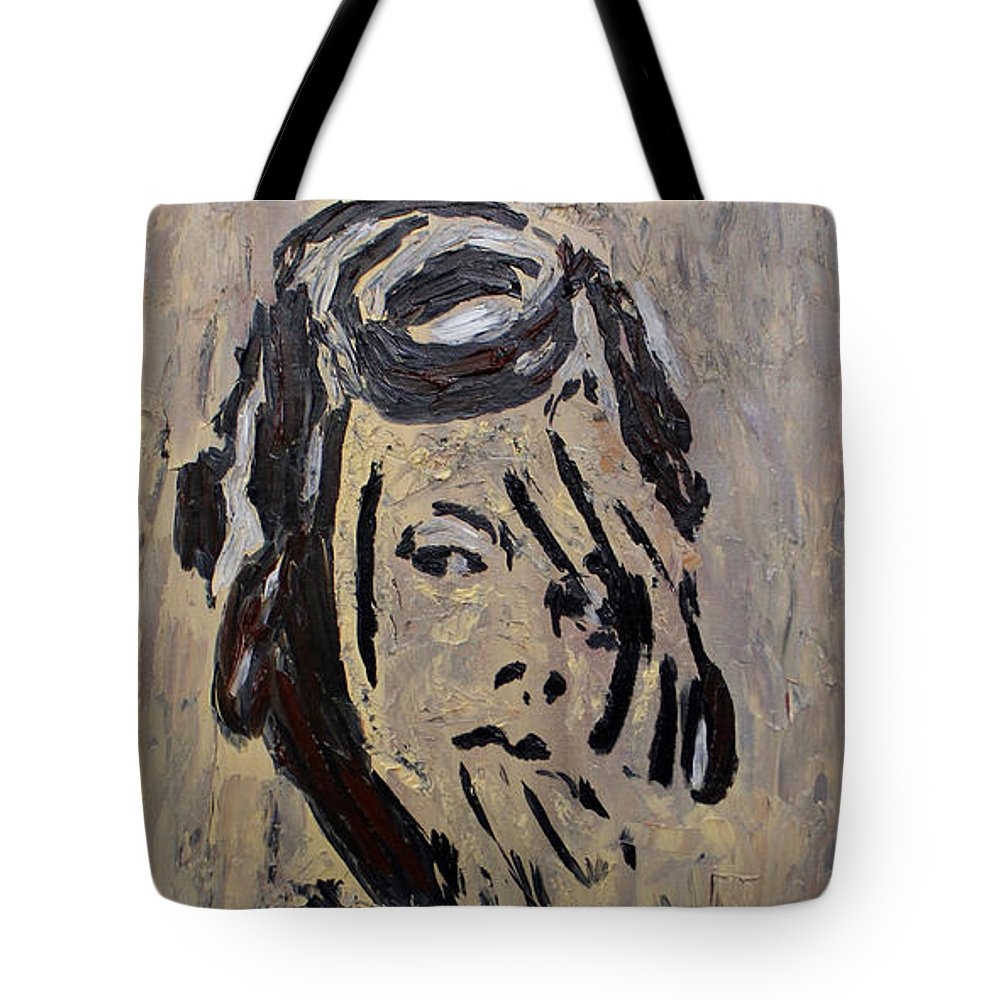 Steampunk Tote Bag featuring the painting Flight by Amanda Morrison