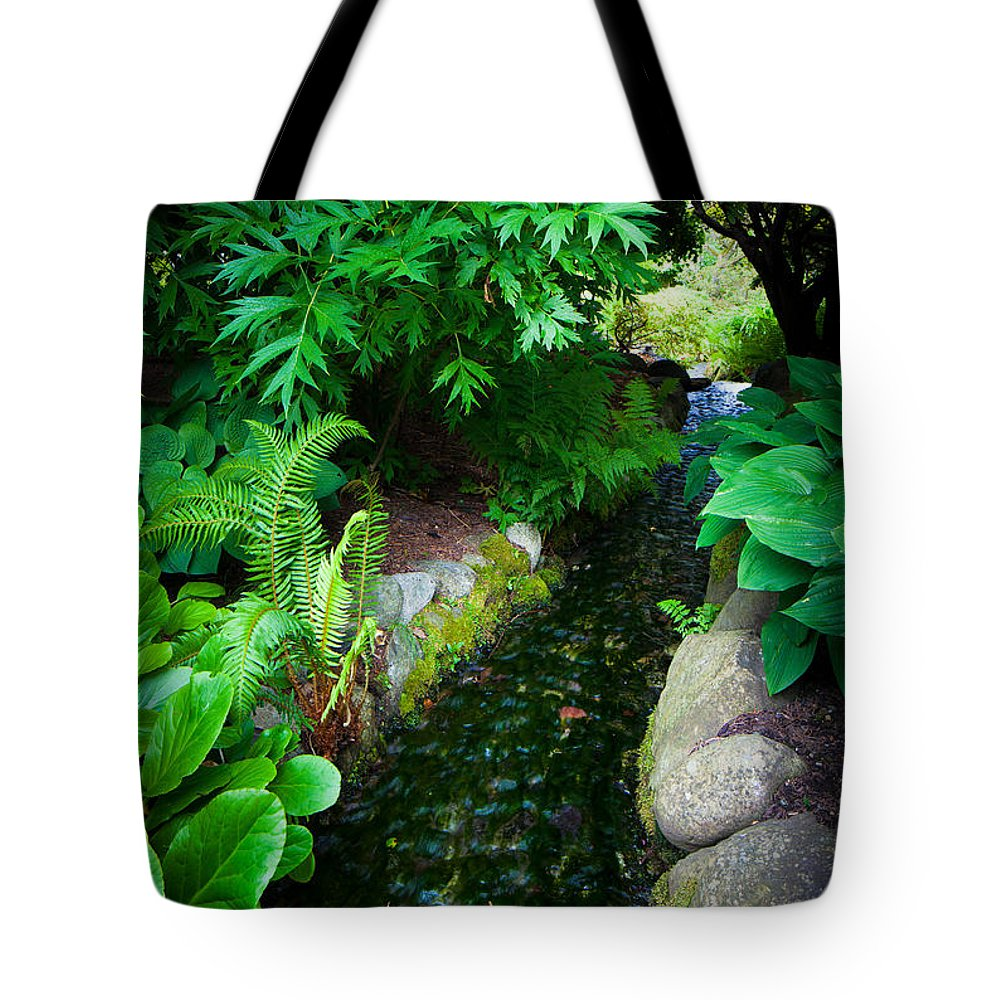America Tote Bag featuring the photograph Floating Away by Inge Johnsson