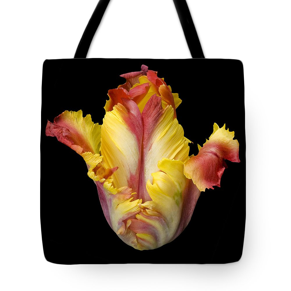 Flower Tote Bag featuring the photograph Flower 112 by Ingrid Smith-Johnsen