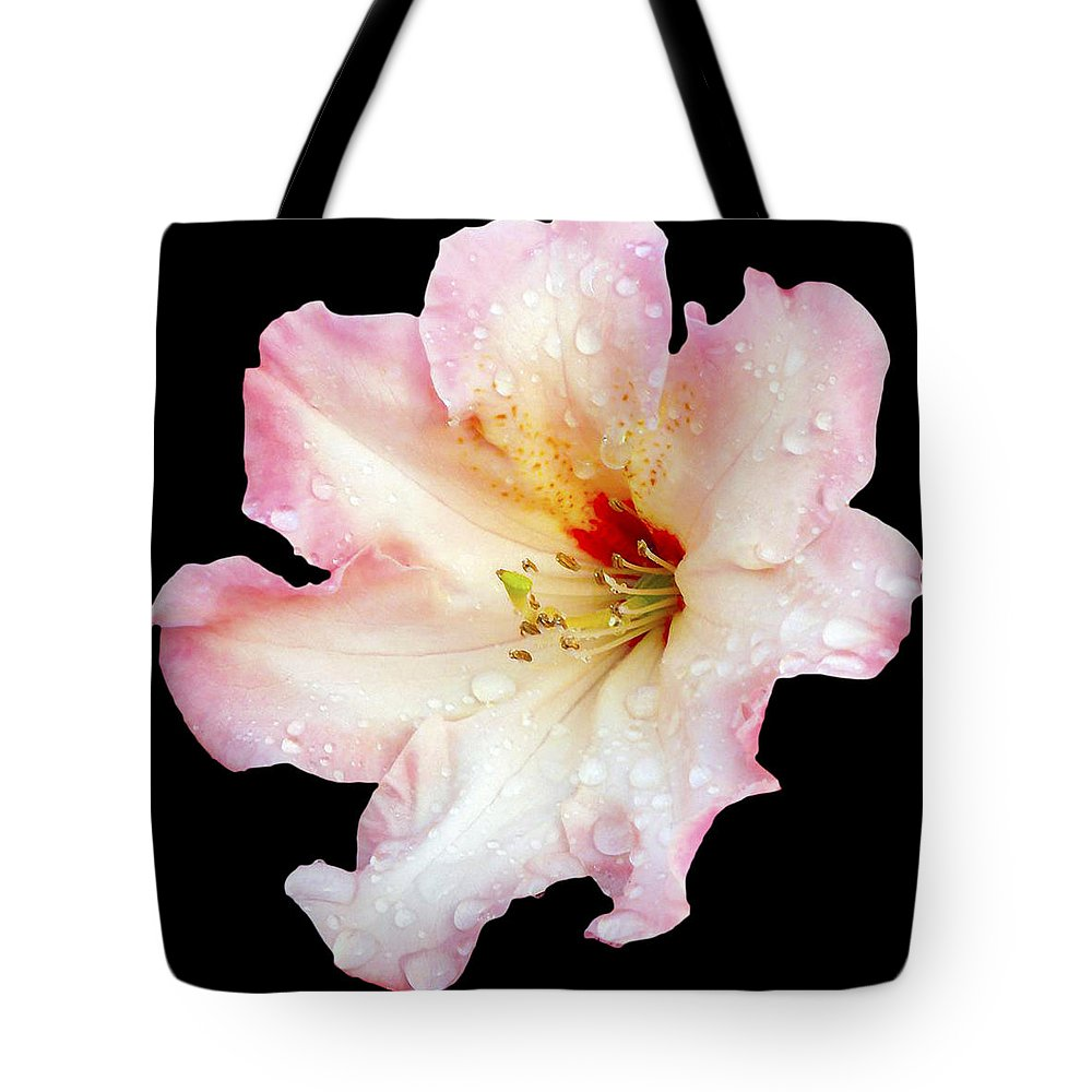 Flower Tote Bag featuring the photograph Flower 225 by Ingrid Smith-Johnsen