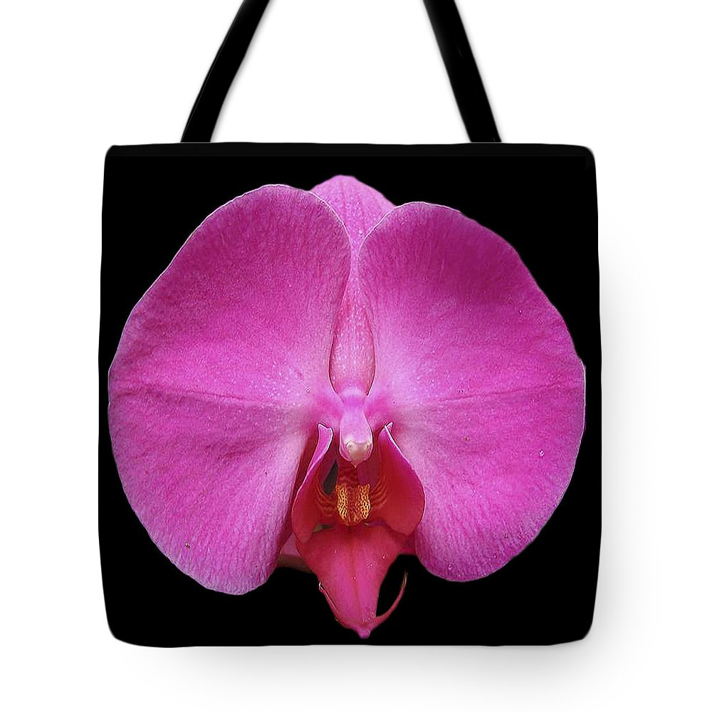 Tote Bag featuring the photograph Flower 328 by Ingrid Smith-Johnsen