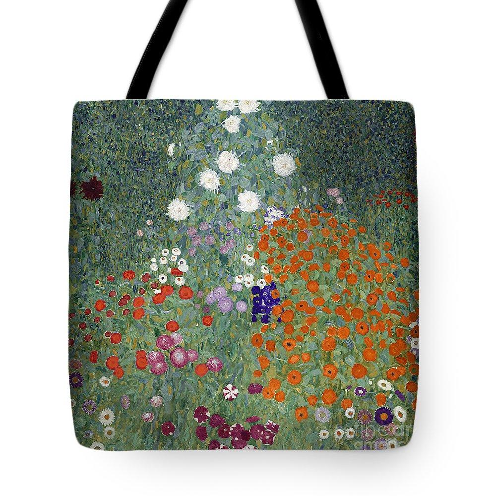 Beach totes Gustav Klimt printed canvas bag handbag for   Etsy