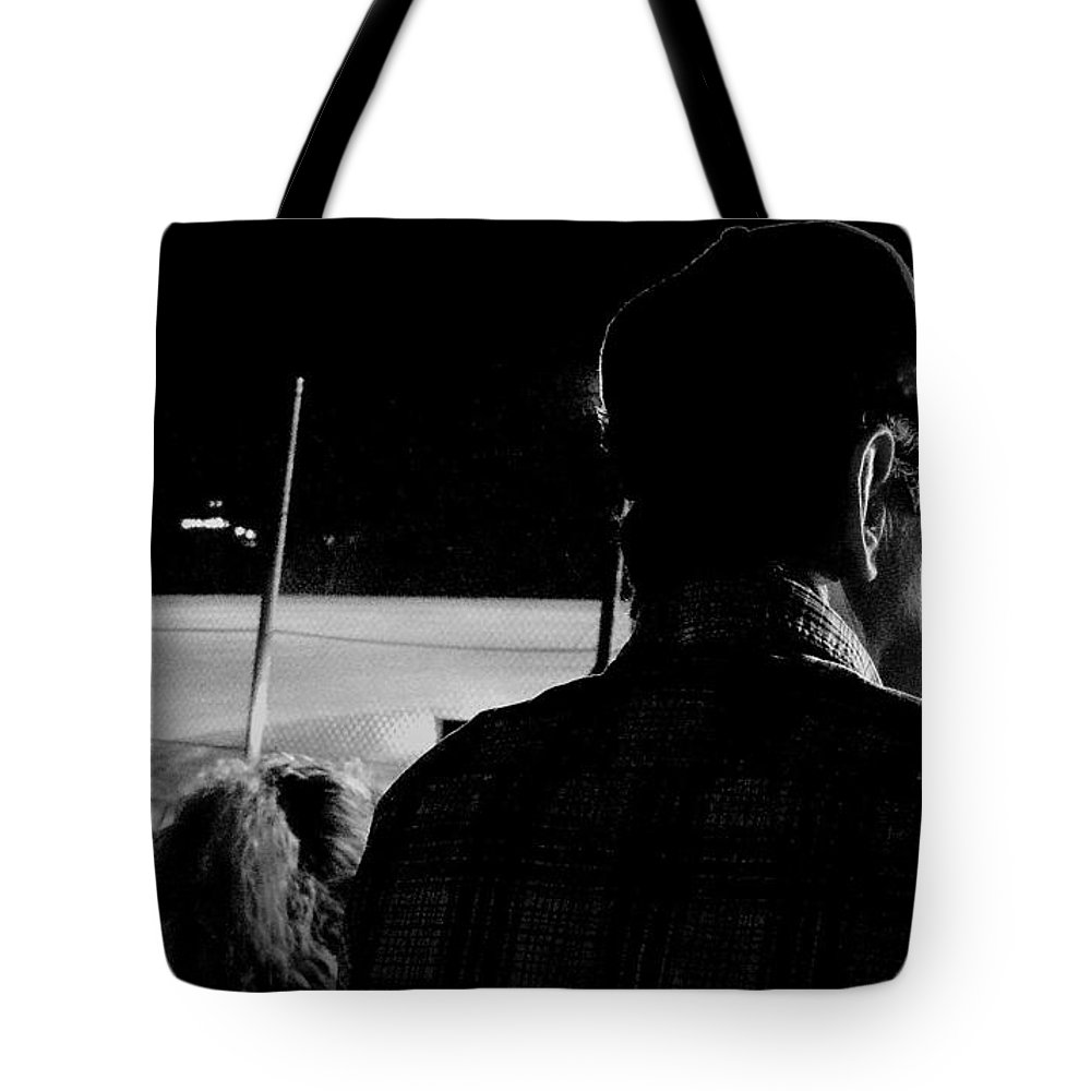 Cars Tote Bag featuring the photograph Following Your Favorite by Robert Shinn