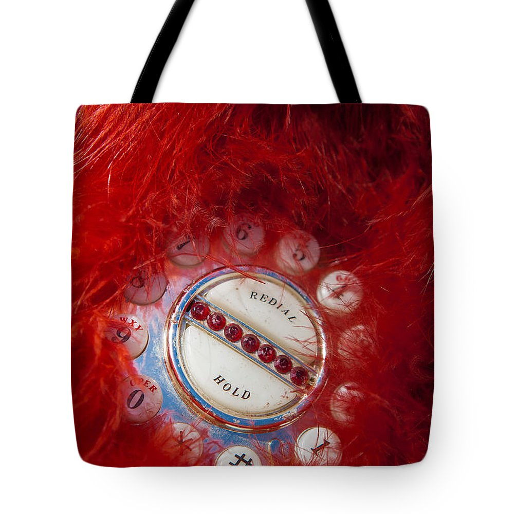 Mid Century Tote Bag featuring the photograph For Emergencies Only by Scott Campbell