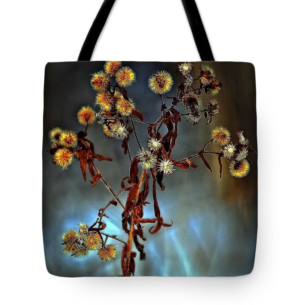 Weed Tote Bag featuring the photograph For You by Steve Harrington