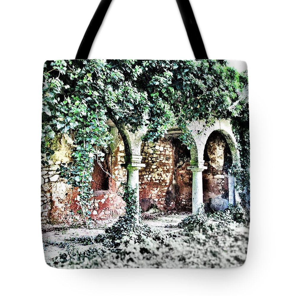 Forbidden Tote Bag featuring the photograph Forbidden Dream by Marianna Mills