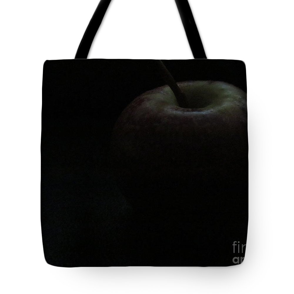 Fruits Tote Bag featuring the photograph Forbidden Fruit by Tina M Wenger