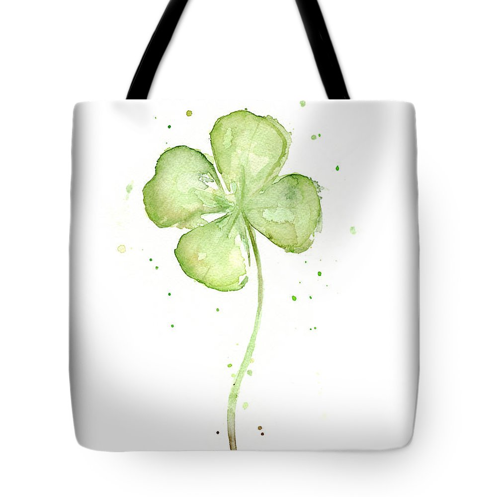 Clover Tote Bags